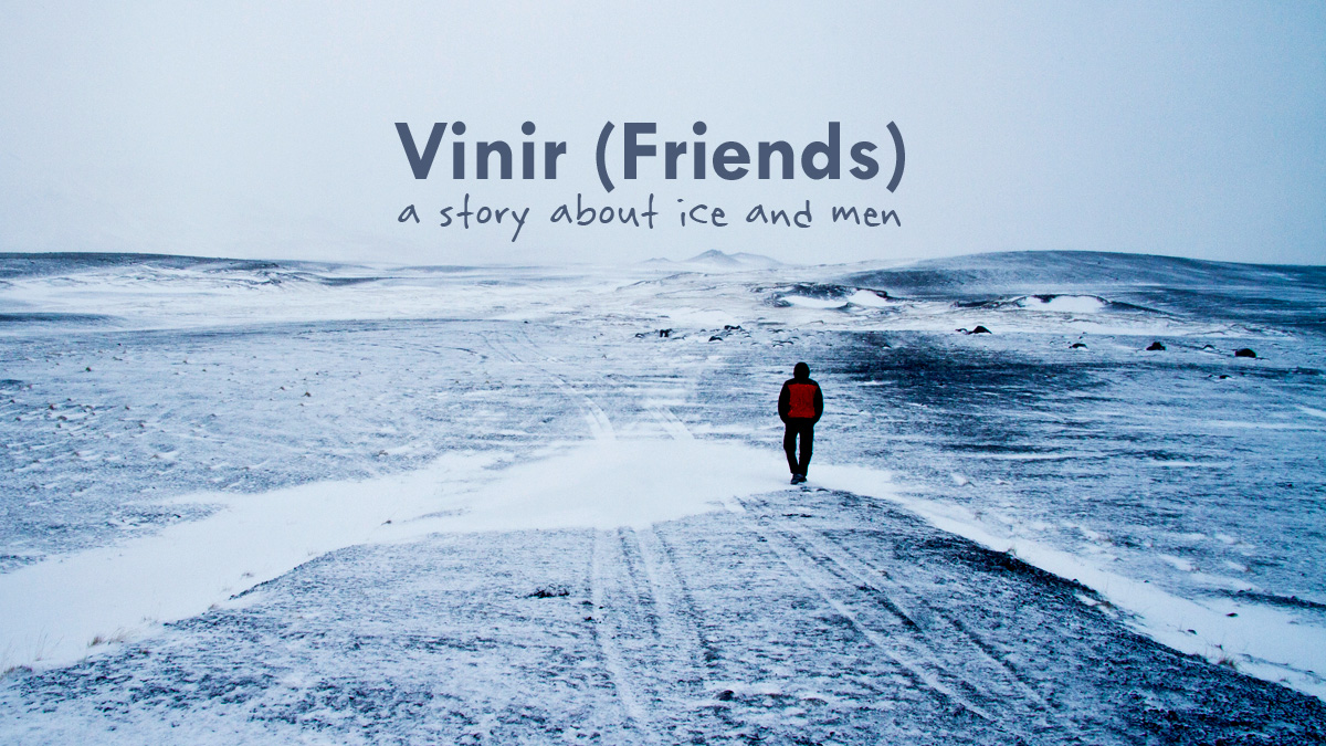 Vinir (Friends) short movie