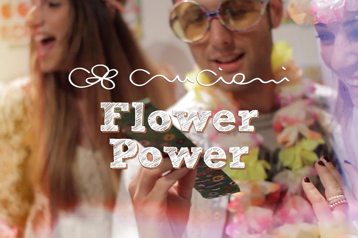 Cruciani Flower Power