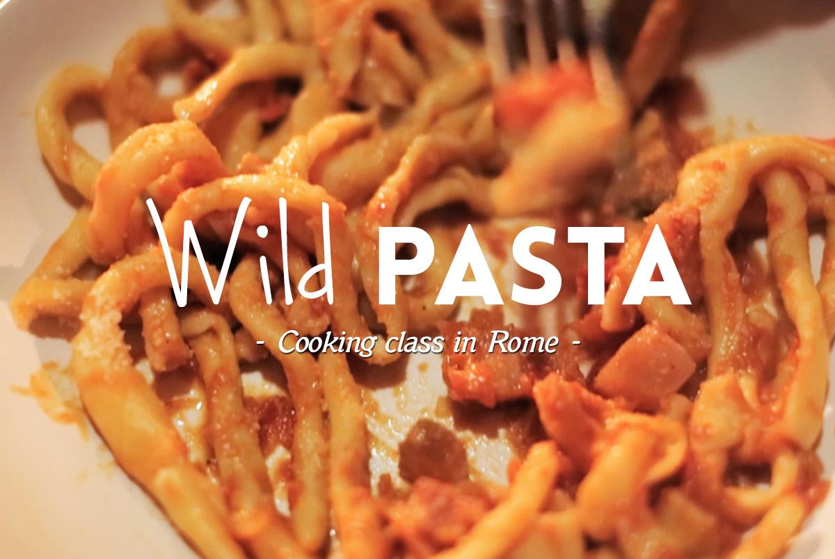 Wild Pasta in Rome