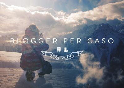 Blogger per Caso sulla neve