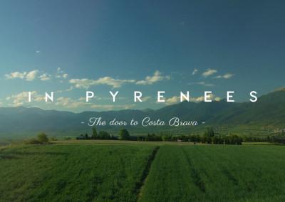 In Pyrenees   the door to Costa Brava