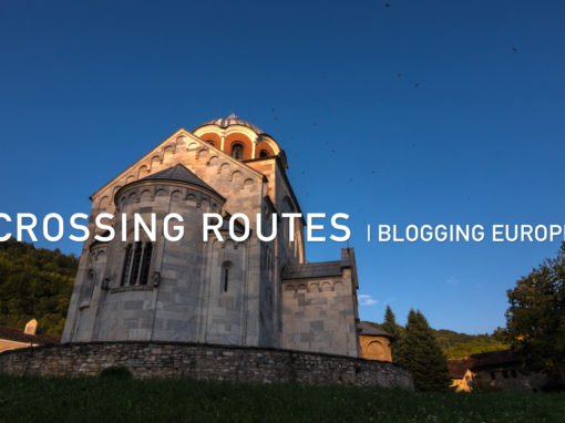 Crossing Routes | Blogging Europe
