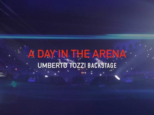 Umberto Tozzi | Arena di Verona backstage