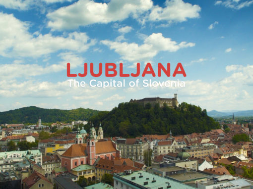 Ljubljana | The Capital of Slovenia | Euro City Trip