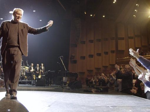 Paolo Conte 2015 Tour