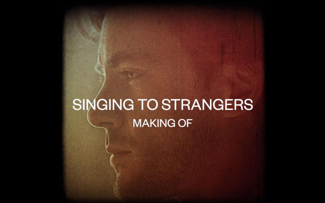 Jack Savoretti   Singing To Strangers Making Of