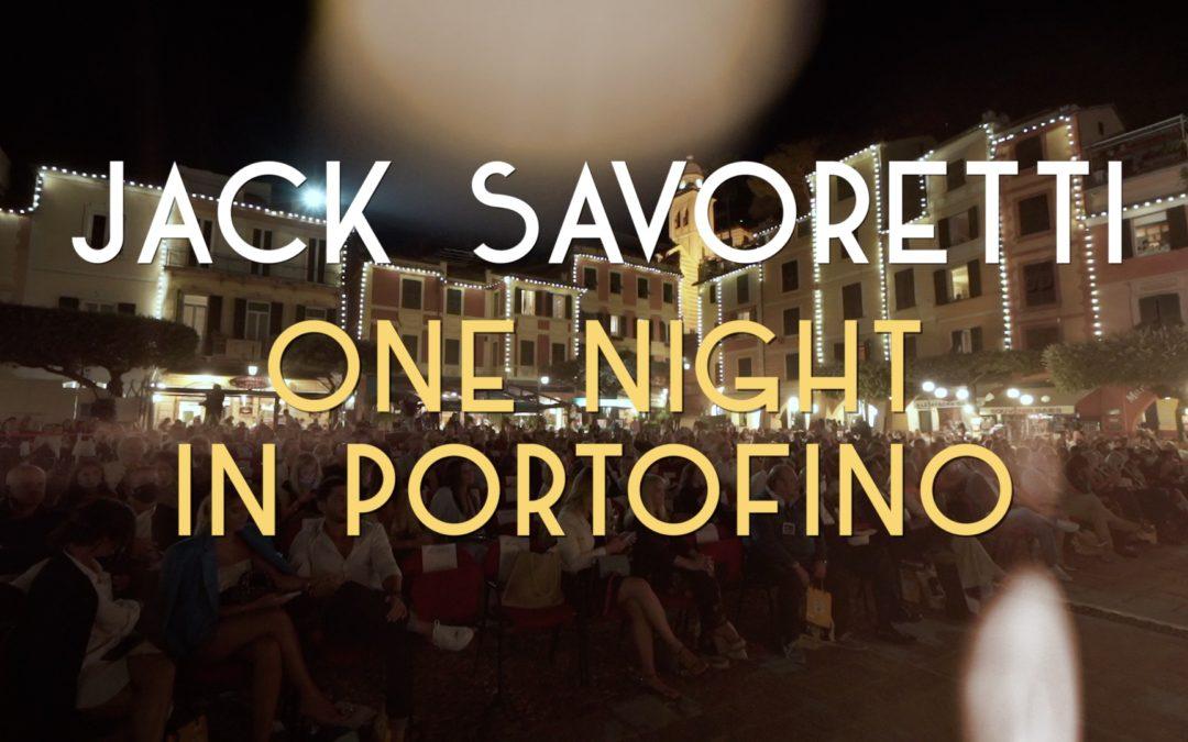 Jack Savoretti | One Night in Portofino
